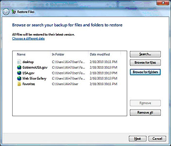 all files windows 7