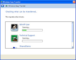 Checking what can be transferred