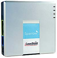 LaserShield Sparrow Broadband Alarm Adapter